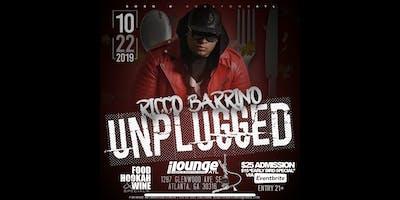 SoulFoodATL Presents Ricco Barrino Unplugged