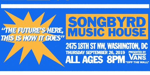 Vans Presents: Praise at Songbyrd Vinyl Lounge