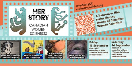 Her Story: Canadian Women Scientists - Film screening events tickets