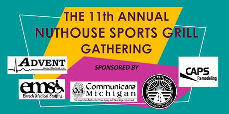 11th Annual Nuthouse Sports Grill Gathering tickets