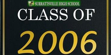 Class of 2006 Surrattsville High School Reunion
