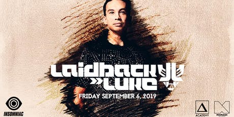 Laidback Luke tickets