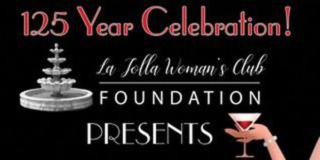 La Jolla Woman's Club 125th Anniversary - Casino Royale Fundraising Gala tickets