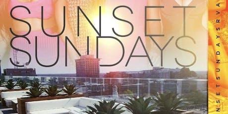 SUNSET SUNDAYS Kabana Rooftop  tickets