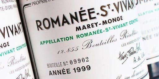 Pressoir.wine Dinner - Burgundy to the 9s