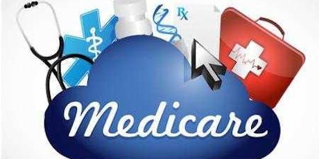 Medicare Open Enrollment tickets