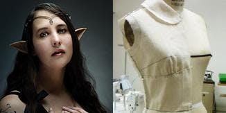 Costume Workshops - Making Sense film