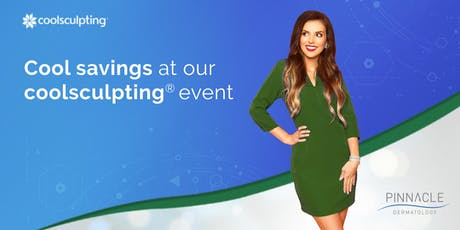 Pinnacle Dermatology Coolsculpting Event tickets