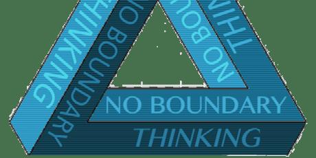 2019 No-Boundary Thinking in Bioinformatics Workshop tickets