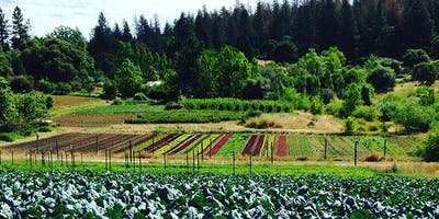 Farming With the Wild Presentation with Alan Haight of Riverhill Farm 9-26-19