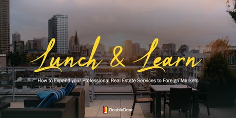 DoubleDoor Lunch and Learn tickets