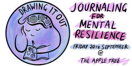 Drawing It Out: Journaling For Mental Resilience tickets