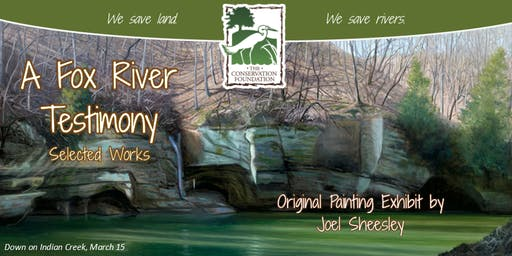 A Fox River Testimony Selected Works Elgin Exhibit Opening Reception