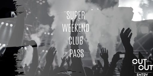 Super Multi-Venue Club Pass