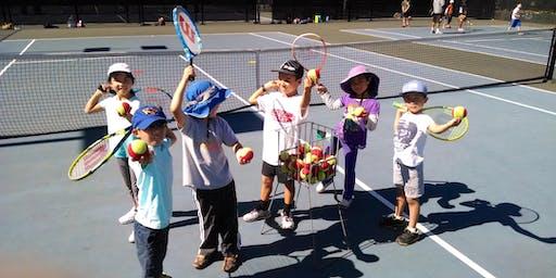 Fun After School Tennis Program at Santa Rita Elem. (Gr K-3rd)