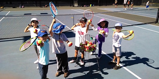 Fun After School Tennis Program at Santa Rita Elem. (Gr K-3rd)