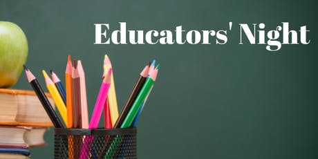 Educators' Night in Rhinebeck! tickets