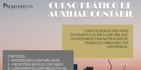 CURSO PRÁTICO DE AUXILIAR CONTÁBIL - AM ingressos