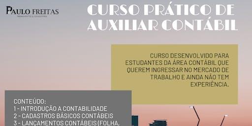 CURSO PRÁTICO DE AUXILIAR CONTÁBIL - AM