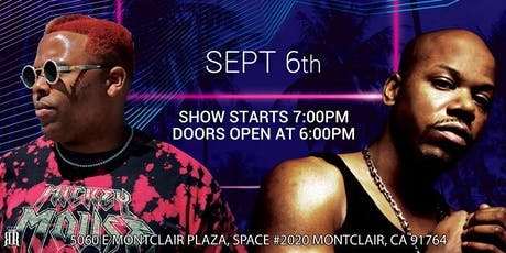 The Canyon of Montclair Presents: tickets