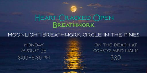 Moonlight Breathwork Circle in The Pines