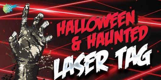 BOSS Haunted Laser Tag