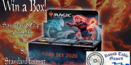 Magic Standard - Win a Box Tournament tickets