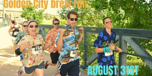 Summer Brew Run w/Golden City Brewery