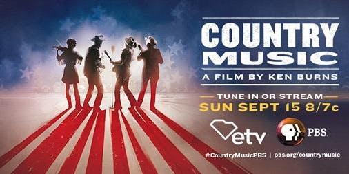 COUNTRY MUSIC Screening - Spartanburg