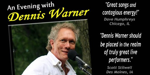 Listening Room presents Dennis Warner