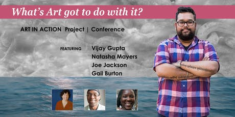 ART IN ACTION Project | Conference tickets