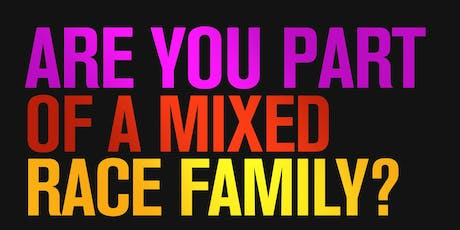 Mixed Race Families in Birmingham: Project Showcase tickets