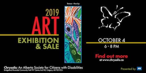 2019 Chrysalis Art Exhibition & Sale (CGY)