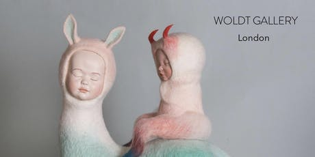 Marion Mandeng, MeiMei, Russell Jakubowski, Art Exhibition by WOLDT GALLERY tickets
