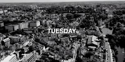 Tuesday TV - Tunnelvisions at Rooftop Flagey