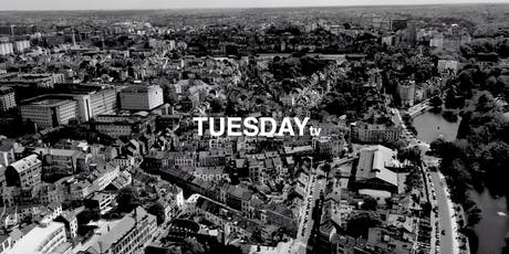 Tuesday TV - Tunnelvisions at Rooftop Flagey  billets