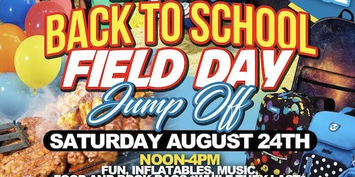 3rd Annual Back to School Field Day at Fran's Boys & Girls Center