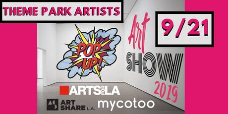 3rd Annual Pop-Up Art Show tickets