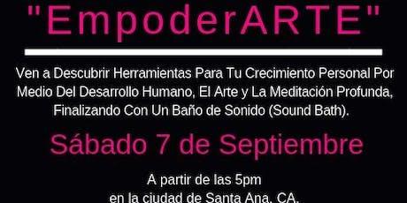 Amarte Es El Arte Te Invita a EmpoderARTE boletos