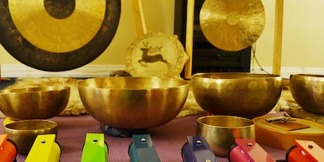 Family sound relaxation and mindfulness, 10- week programme in Claremorris tickets