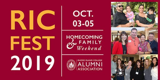 RIC Homecoming & Family Weekend vendor Registration