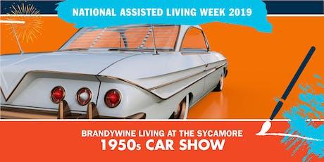 1950s Car Show & BBQ tickets