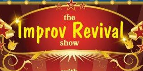 Improv Revival Show in Hollywood! tickets