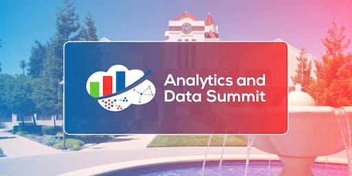 Analytics and Data Summit February 25-27, 2020