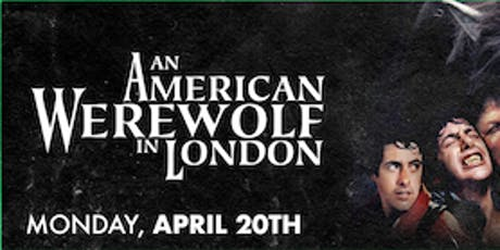 An American Werewolf in London tickets