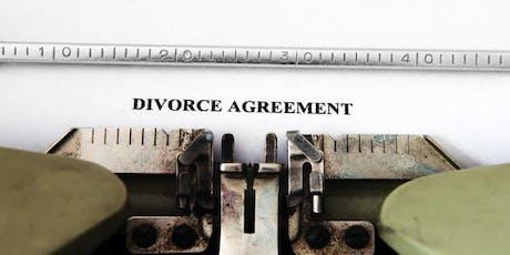 Divorce 101: Information, Strategies & Tips- Part B tickets