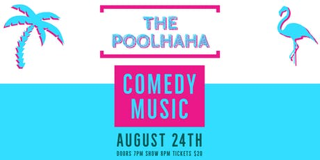 The Poolhaha tickets