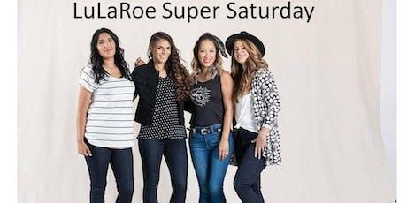 LuLaRoe Super Saturday tickets