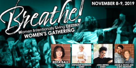 Breathe! Women's Gathering tickets