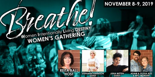Breathe! Women's Gathering